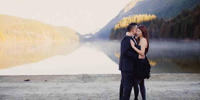 buntzen lake engagement