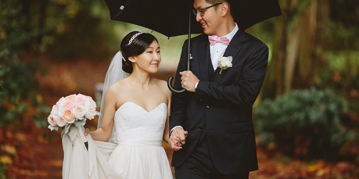 Jinny + Eric // Vancouver Golf Club Wedding