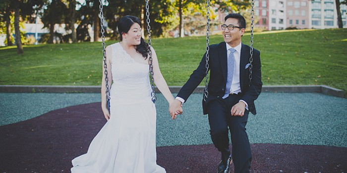 Sue + Tom // Intimate Vancouver Wedding