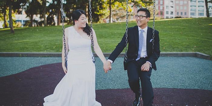 Sue + Tom // Intimate Vancouver Wedding
