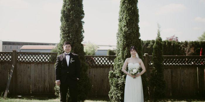 Langley Milner Chapel Wedding // Joyce + Abraham