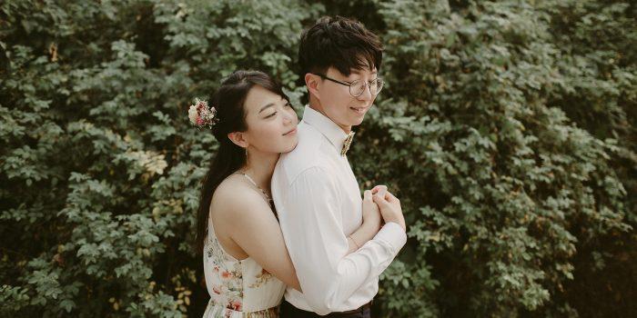 Fort Langley Engagement // Somyung + Nick