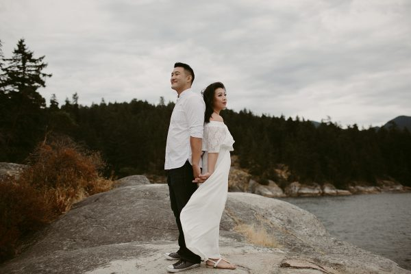 Vancouver Lighthouse Engagement