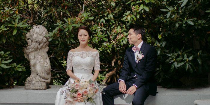 Hycroft Manor Wedding // J + J